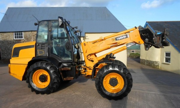 Jcb Tm310 Farm Master Loader Service Repair Manual