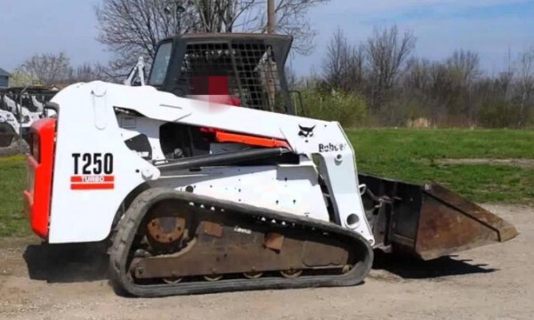 BOBCAT T250 COMPACT TRACK LOADER Service Repair Manual (S/N