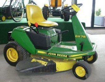 john deere gx70 gx75 gx85 sx85 gx95 srx75 srx95 riding mowers service  repair manual