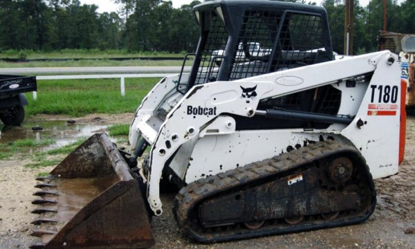 BOBCAT T180 COMPACT TRACK LOADER Service Repair Manual (S/N