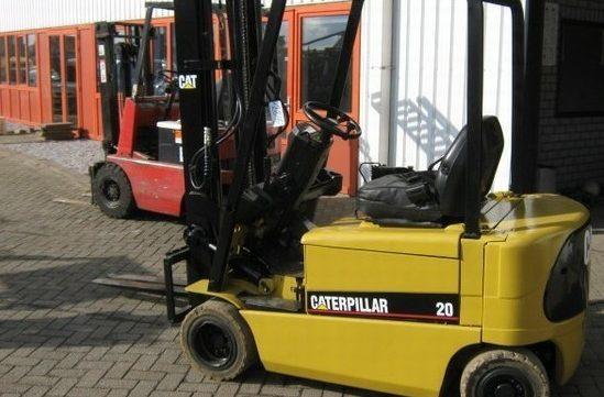 Clark gcx15e Forklift Service Manual