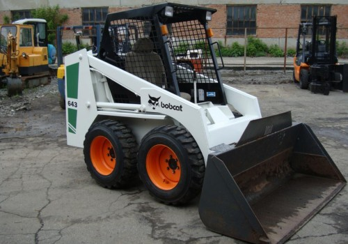 Bobcat 641  642  643 Skid Steer Loader Service Repair