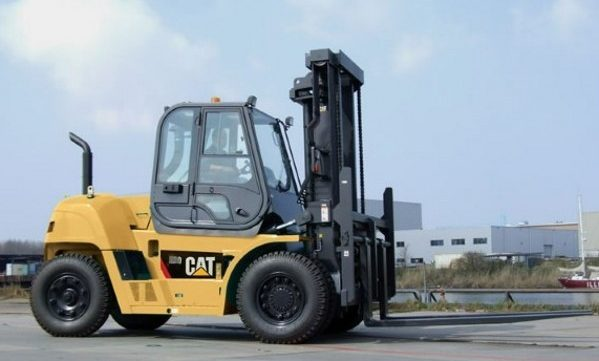 Caterpillar Cat Dp80n Dp90n Forklift Lift Trucks Service