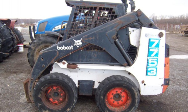 Bobcat 7753 Skid Steer Loader Service Repair Manual Service Repair Manual
