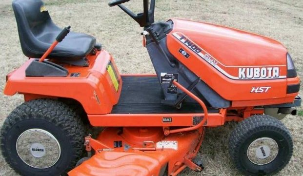 Kubota T1400 T1400h Lawn Tractor Service Repair Manual Service Repair Manual