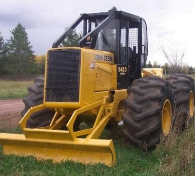 Cat 518 Skidder Repair Manual