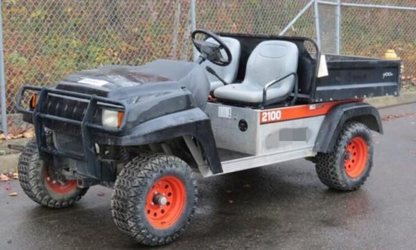 Bobcat 2200 Utility Vehicle Service Repair Manual  S  N