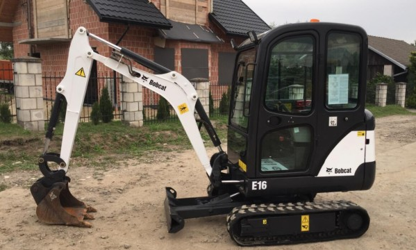 bobcat e16 compact excavator service repair manual s n ahll11001 rh aservicemanualpdf com