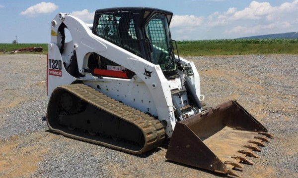 BOBCAT T320 COMPACT TRACK LOADER Service Repair Manual (S/N