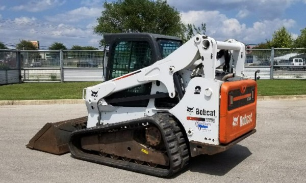 BOBCAT T770 COMPACT TRACK LOADER Service Repair Manual (S/N