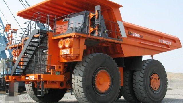 Hitachi Eh 3500ac U2161 Rigid Dump Truck Service Repair Manual