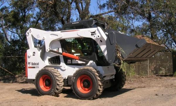 bobcat s770 skid steer loader service repair manual s n asrv11001 rh aservicemanualpdf com Bobcat B100 bobcat s770 owner's manual