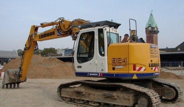 liebherr r924 compact hydraulic excavator excavator service repair rh aservicemanualpdf com Volvo Skid Steer Volvo Motor Grader