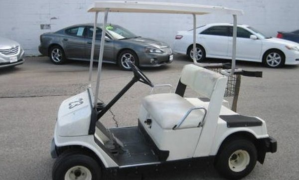 Yamaha g2a Golf cart Manual