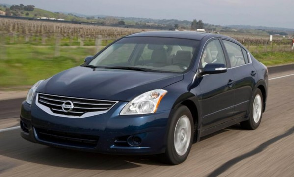 2010 nissan altima maintenance schedule