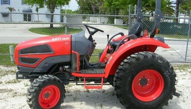 Kioti lk2554 tractor owner manual