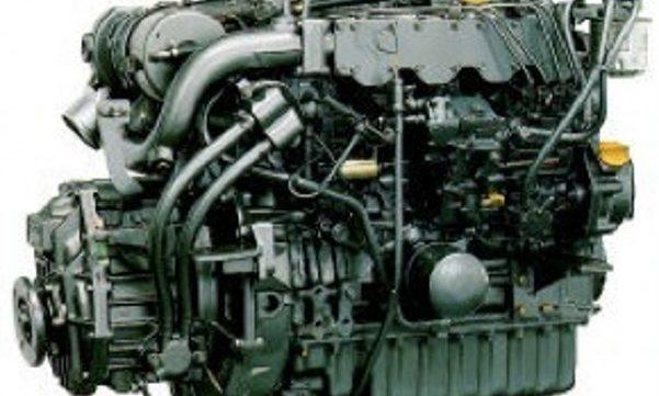 Yanmar 4JH2E 4JH2-TE 4JH2-HTE 4JH2-DTE Marine Diesel Engine Service