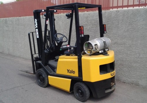 Yale Forklift Glp040 manual