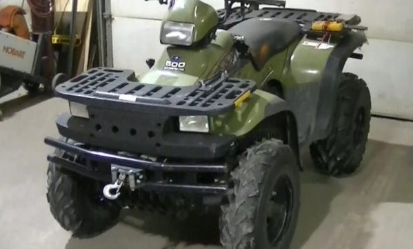 1996-2003 Polaris Sportsman 400, 500, Xplorer 500 4×4