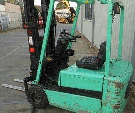 mitsubishi fb16kt fb18kt fb20kt forklift trucks controller service