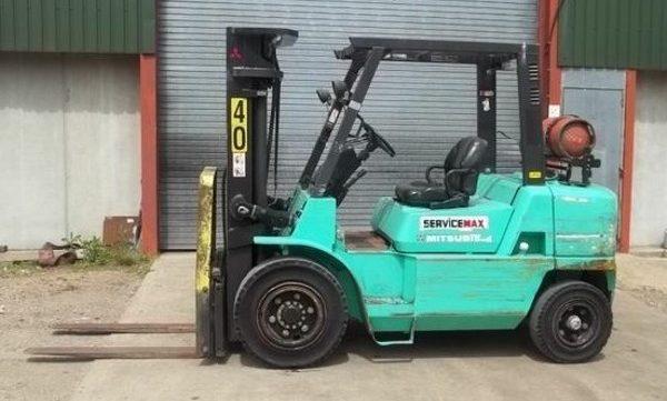 mitsubishi forklift service repair manual rh aservicemanualpdf com Mitsubishi FG25 Forklift Manual Mitsubishi FG25 Forklift Manual