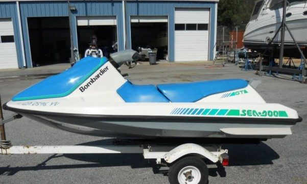 1990 sea doo bombardier personal watercraft service repair manual rh aservicemanualpdf com 1993 Sea-Doo Bombardier Sea-Doo Jet Ski Parts