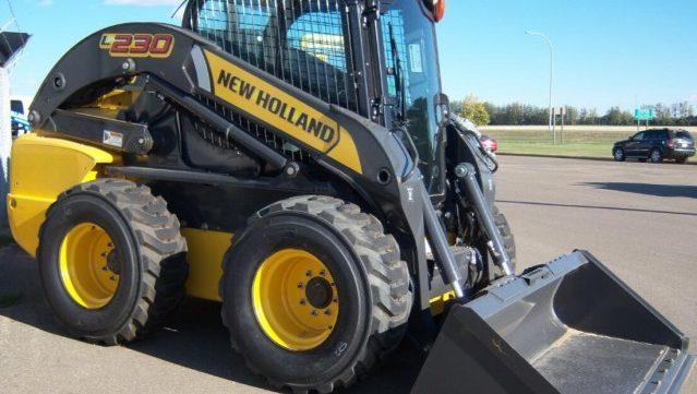 New Holland L213 L215 L218 L220 L223 L225 L230 Skid Steer