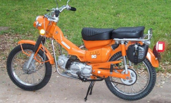 1977 Honda 125cc Electrical Diagram