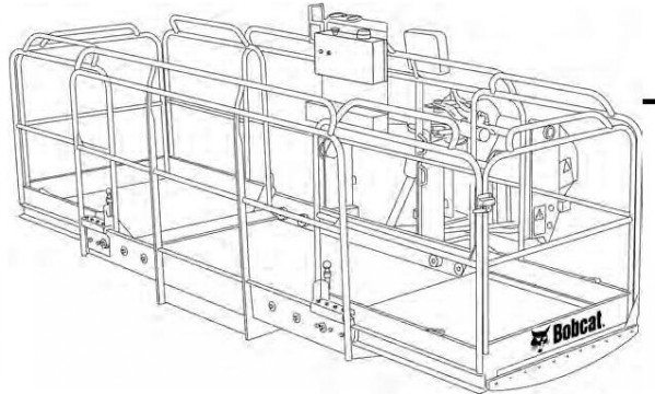 Bobcat Man Platform Service Repair Manual  1  U2013 Service