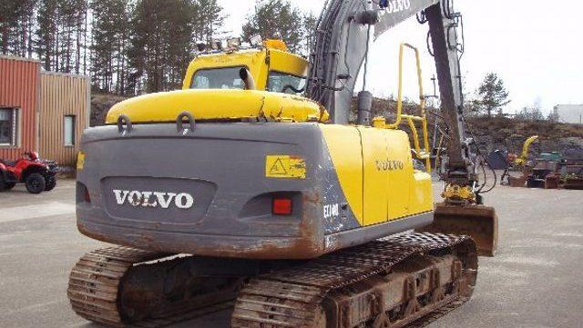 Volvo Ec140 Lc Ec140lc Excavator Service Repair Manual