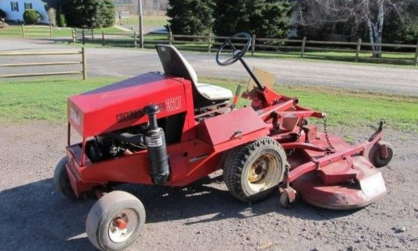 Toro Groundsmaster 52 Mower Service Repair Manual