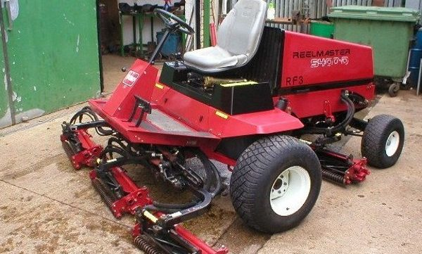 Toro Reelmaster 5200d 5400d Mower Service Repair Manual