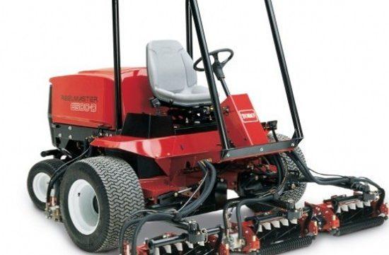 Toro Reelmaster 6500d 6700d  Peugeot Engine  Mower Service
