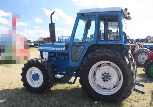 Ford 2610 3610 4110 4610 5610 6610 6710 7610 7710 Tractor