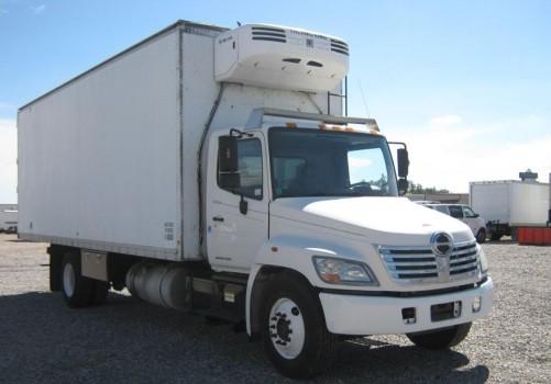 2008 Hino 145  165  185  238  258lp  268  338 Series Truck