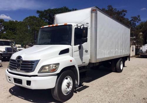 2011 Hino 238  258lp  268  338 Series Truck Service Repair