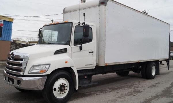2013 Hino 238  258lp  268  338  358 Series Truck Service
