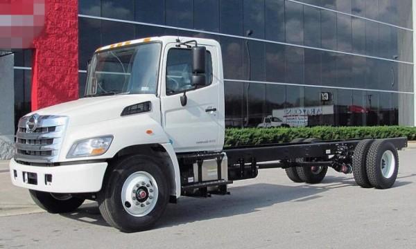 2014 Hino 238  258lp  268  338 Series Truck Service Repair