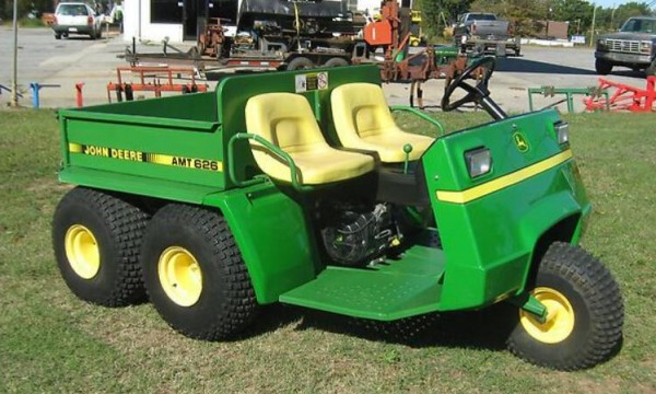 John Deere Amt600  Amt622 And Amt626 All Material