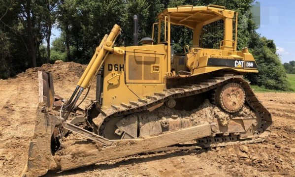 Cat Caterpillar D4H XL Track-Type Tractor 8PJ Service Repair ...